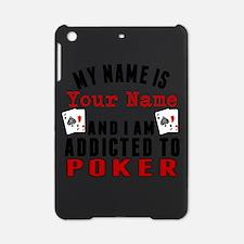 Addicted To Poker iPad Mini Case