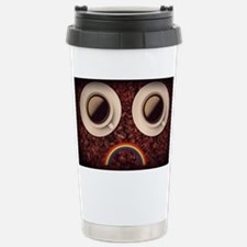 Frowny Coffee Face Travel Mug