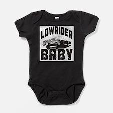 Cute Lowrider Baby Bodysuit