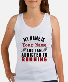 Addicted To Running Tank Top