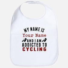 Addicted To Cycling Bib