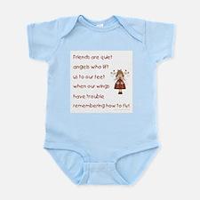 FRIENDS ARE... Infant Bodysuit