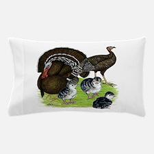 Turkey Standard Bronze Family Pillow Case