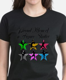 Cute Figure skating mom Tee
