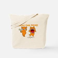 Mood Swings Tote Bag