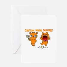 Mood Swings Greeting Cards
