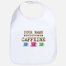 Powered by Caffeine Bib