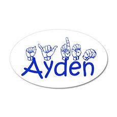 Ayden Wall Decal