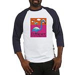 Different Flamingo Baseball Jersey