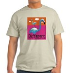 Different Flamingo Light T-Shirt