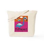 Different Flamingo Tote Bag