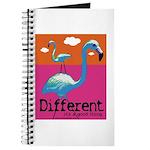 Different Flamingo Journal