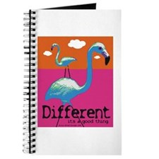 Different Flamingo Journal