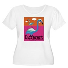 Different Flamingo T-Shirt