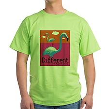 Different Flamingo T-Shirt