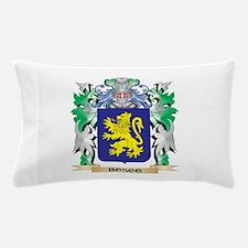 Bosco Coat of Arms - Family Crest Pillow Case