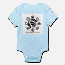 Cute Losttv Infant Bodysuit