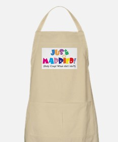 What did I do? BBQ Apron