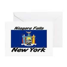 Niagara Falls New York Greeting Cards (Pk of 10)
