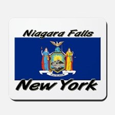 Niagara Falls New York Mousepad