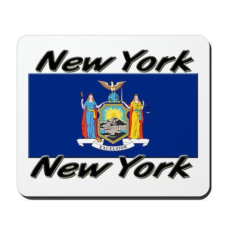 New York New York Mousepad