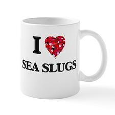 I love Sea Slugs Mugs