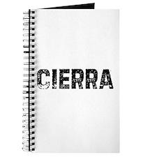 Cierra Journal