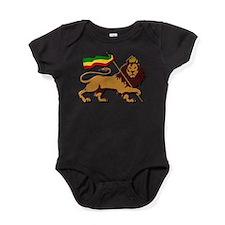 Funny Judah Baby Bodysuit