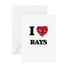 I love Rays Greeting Cards