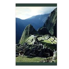 MACHU PICCHU Postcards (Package of 8)