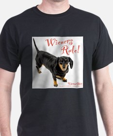 Funny Weenie dogs T-Shirt