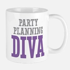 Party Planning DIVA Mugs