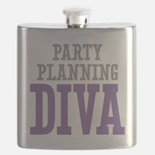 Party Planning DIVA Flask
