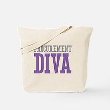 Procurement DIVA Tote Bag