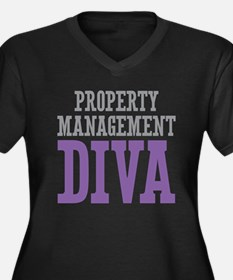 Property Management DIVA Plus Size T-Shirt