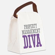 Property Management DIVA Canvas Lunch Bag