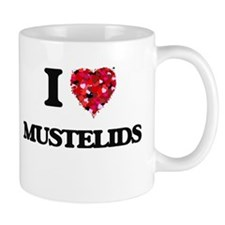 I love Mustelids Mugs