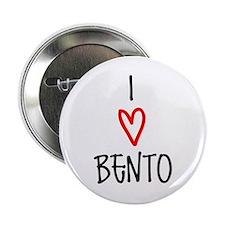 I <3 Bento Button