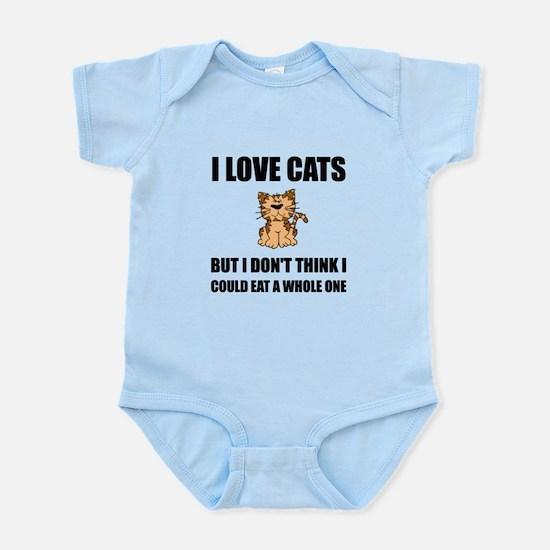 Eat A Whole Cat Body Suit