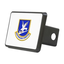 Security Forces Flash Hitch Cover