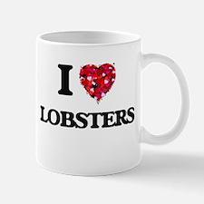 I love Lobsters Mugs