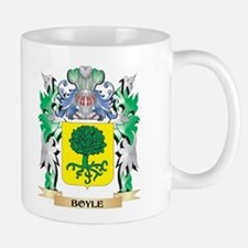 Boyle Coat of Arms - Family Crest Mugs