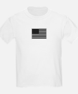 Subdued US Flag Tactical C T-Shirt