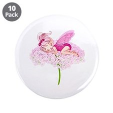 """Sleeping Fae- 3.5"""" Button (10 pack)"""
