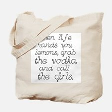 Call the Girls Tote Bag