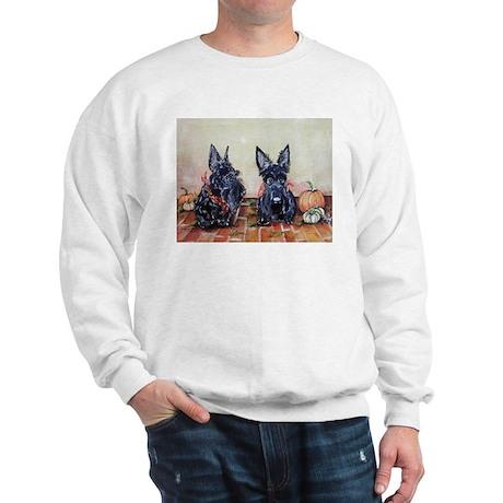 Autumn Scotties Sweatshirt