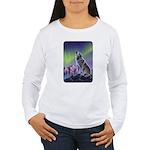 Howling Wolf 2 Women's Long Sleeve T-Shirt