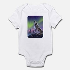 Howling Wolf 2 Infant Bodysuit