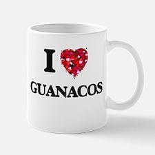 I love Guanacos Mugs