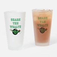$hare The Wealth Drinking Glass